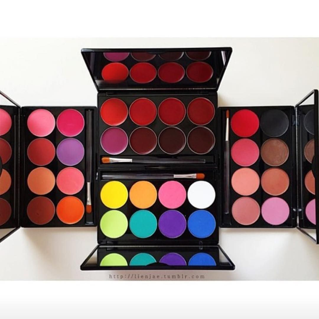 Mehron Makeup Bright Bold Color Payoff