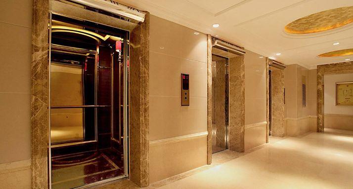 78in Artificial Marble Lift Doorframe Moulding Elevator Door Jamb