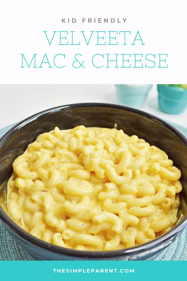 Creamy Velveeta Mac Cheese Velveeta Mac And Cheese Mac And Cheese Healthy Easy Mac And Cheese Recipe Velveeta