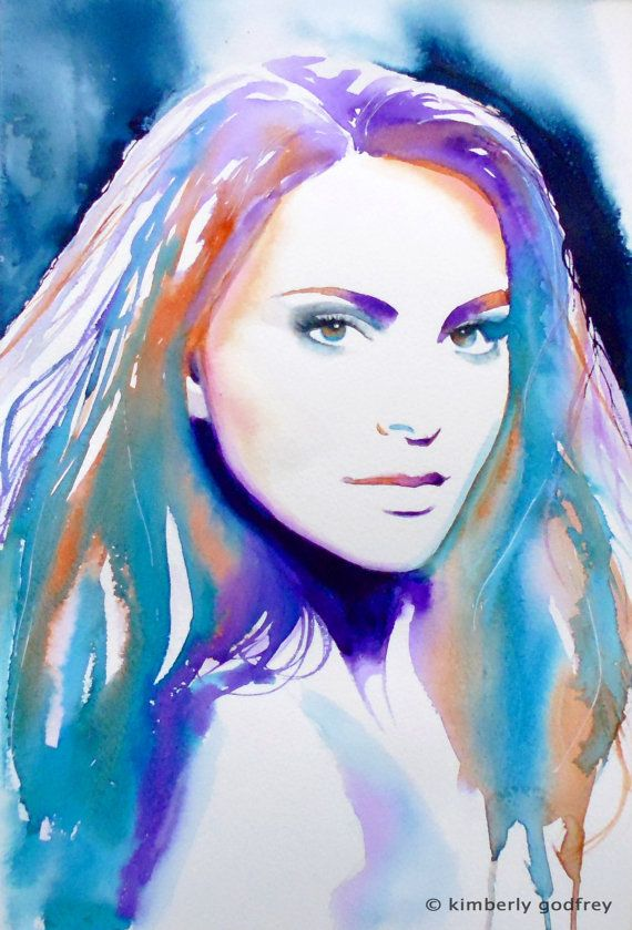 Natalie Portman Jane Foster Thor Original by KimberlyGodfrey