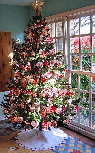 25 Christmas Tree Decorating Ideas - Christmas Decorating
