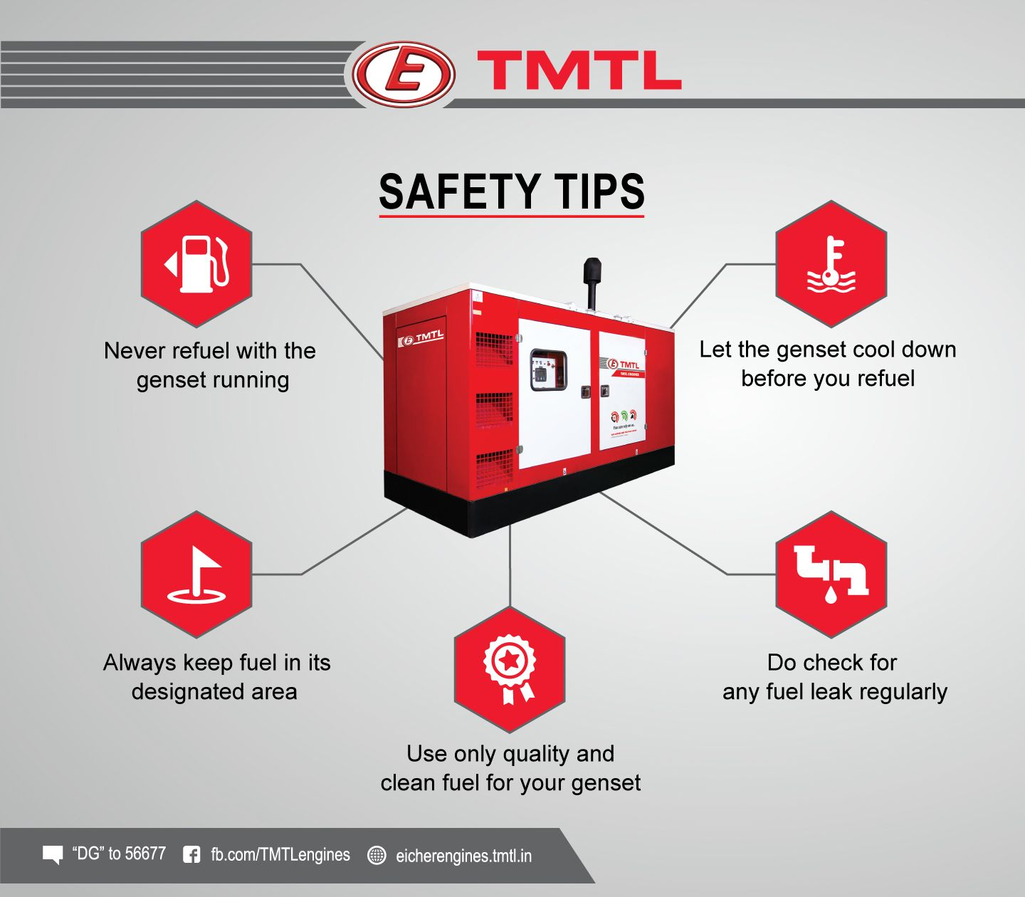 genset safety with great power comes a little responsibility the silentgensets from tmtl [ 1440 x 1260 Pixel ]