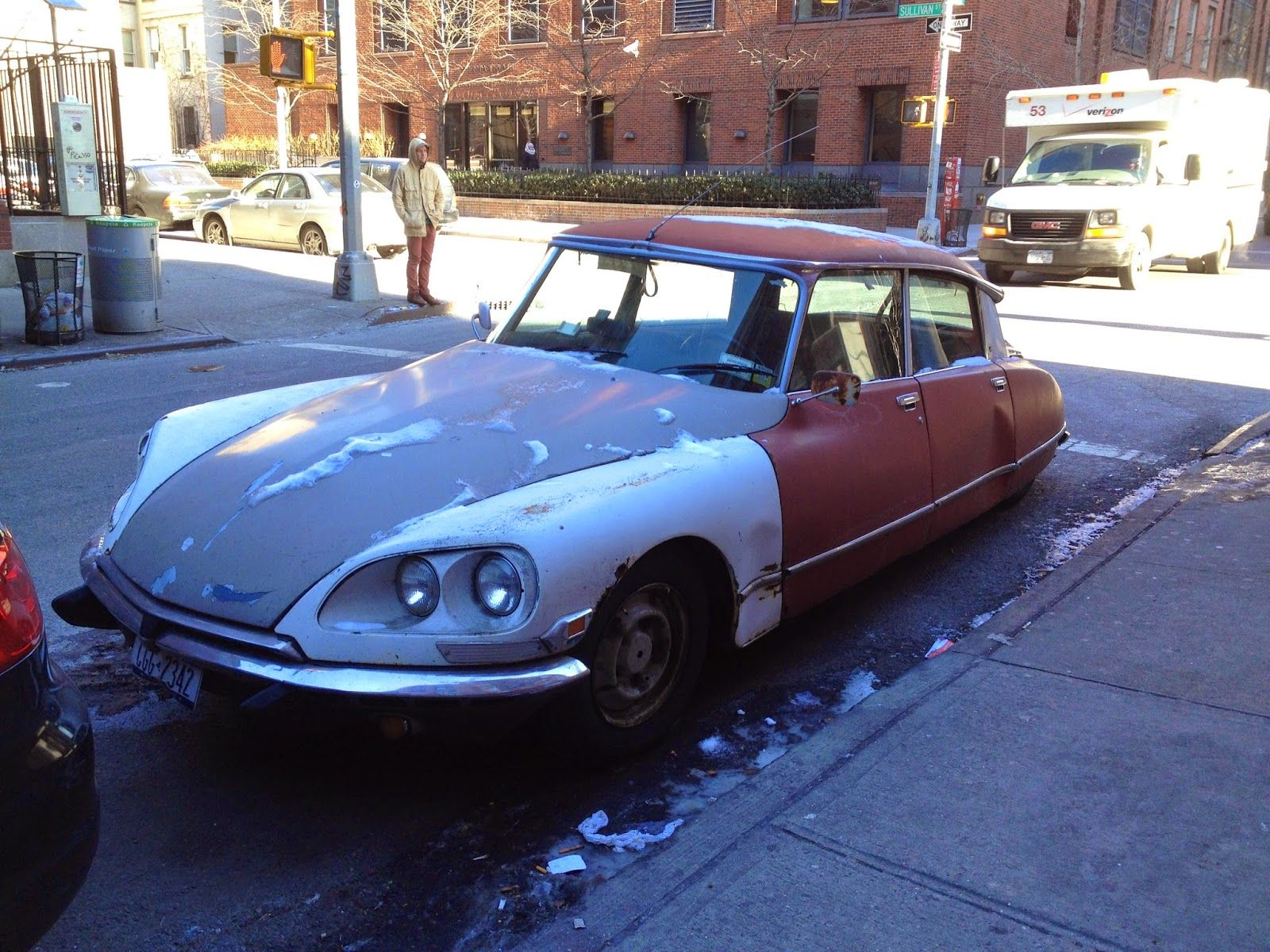 NYC Hoopties - Whips Rides Buckets Junkers and Clunkers: There was a ...