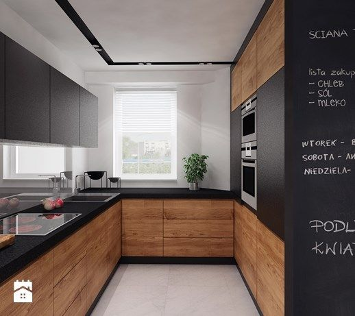 Wnetrza Aranzacje Inspiracje Galeria Zdjec Interior Design Kitchen Modern Kitchen Design Kitchen Design