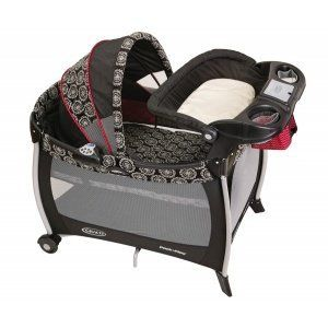 Graco Pack N Play Silhouette Playard Edgemont With