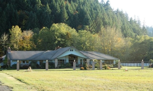 767 Upper Cow Creek Rd, Azalea, OR Luxury Real Estate Property   Coldwell Banker Previews International