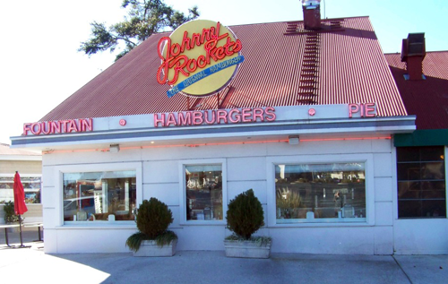Johnny Rockets At Barefoot Landing In North Myrtle Beach South Carolina I Could Eat Grilled