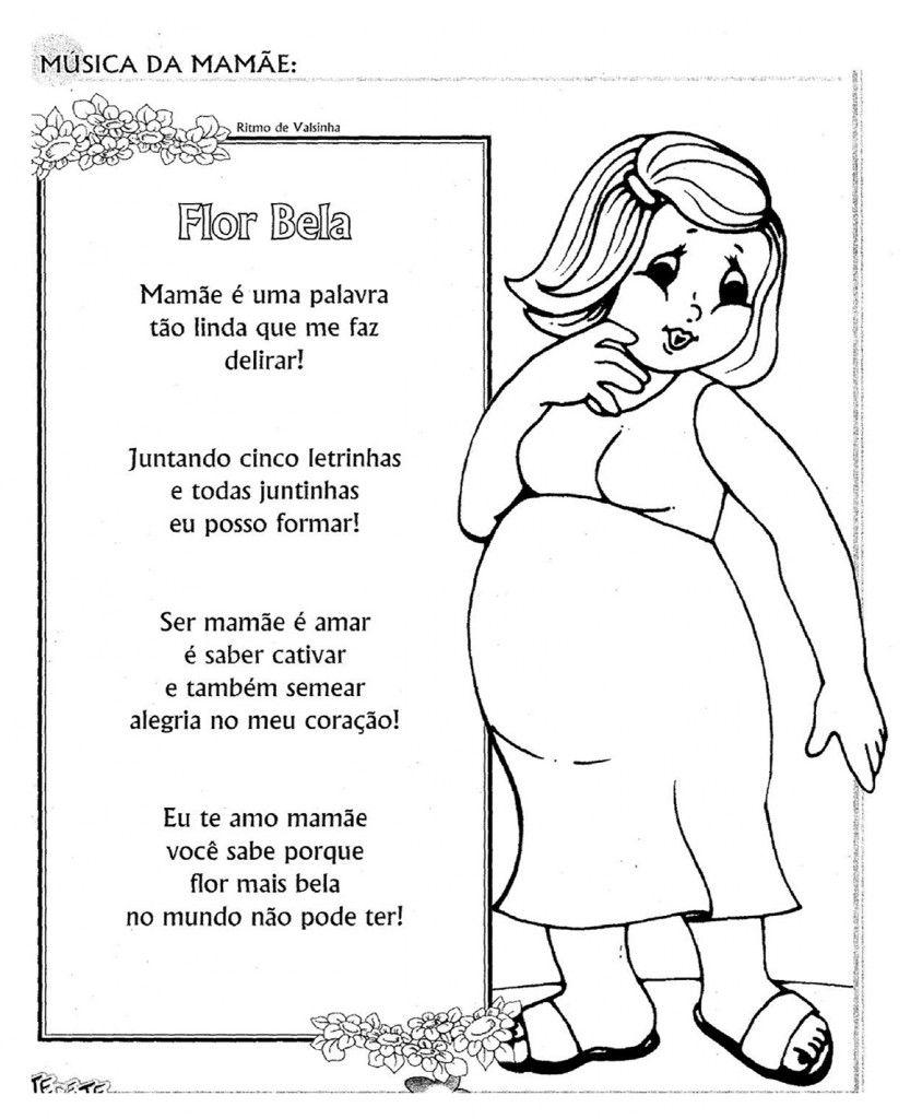 Musicas Para O Dia Das Maes Educacao Infantil Educacao