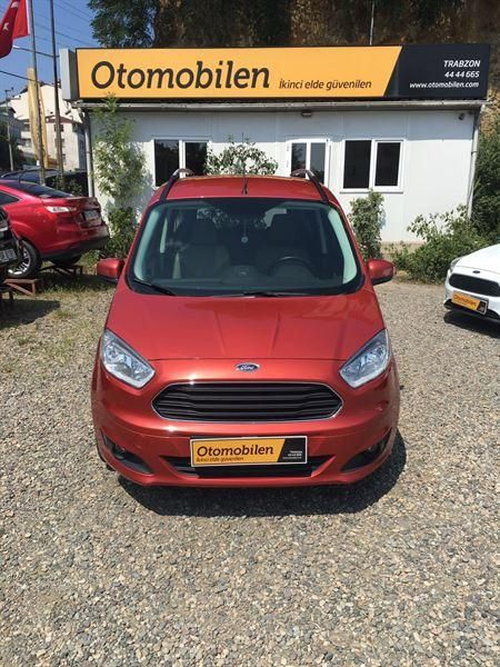 Ford Tourneo Courier Tourneo Courier 1.6 TDCi Titanium Plus