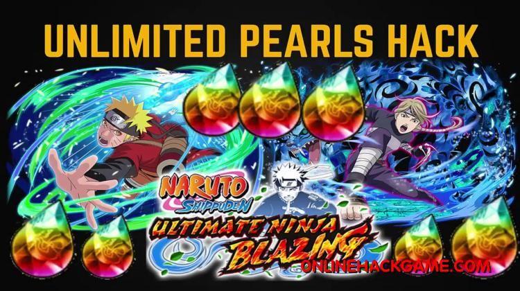 Ultimate Ninja Blazing Hack Cheats Unlimited Ninja Pearls | Online