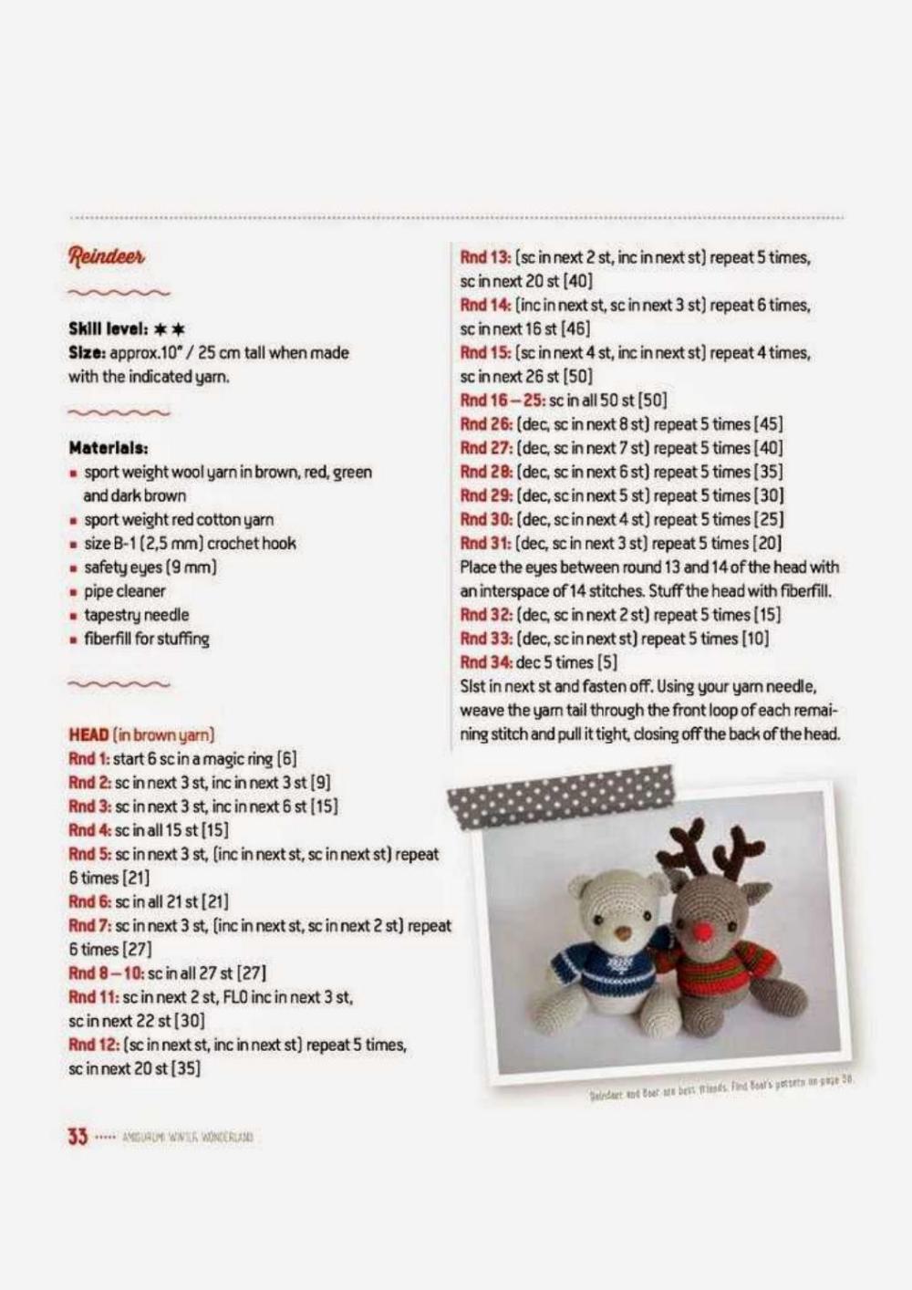 Navidad en la red Archivos - Página 2 de 14 - amigurumis y más | 1414x1000