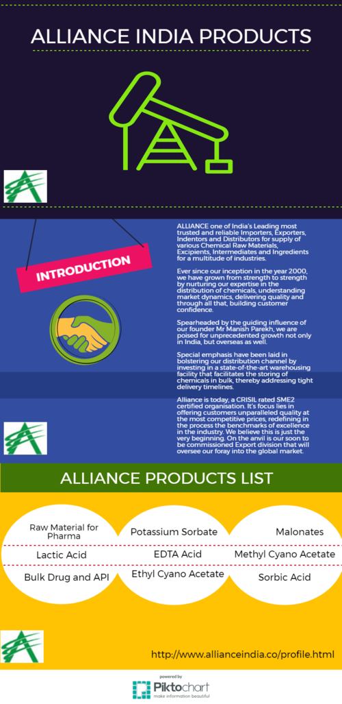 Pin by Alliance India on Alliance Services | Specialty chemicals