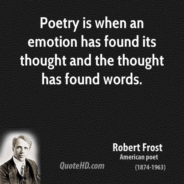 Poetry Is A Matter Of Life Not Just Language Description From Quotesgram I Searched For This On Bing Images
