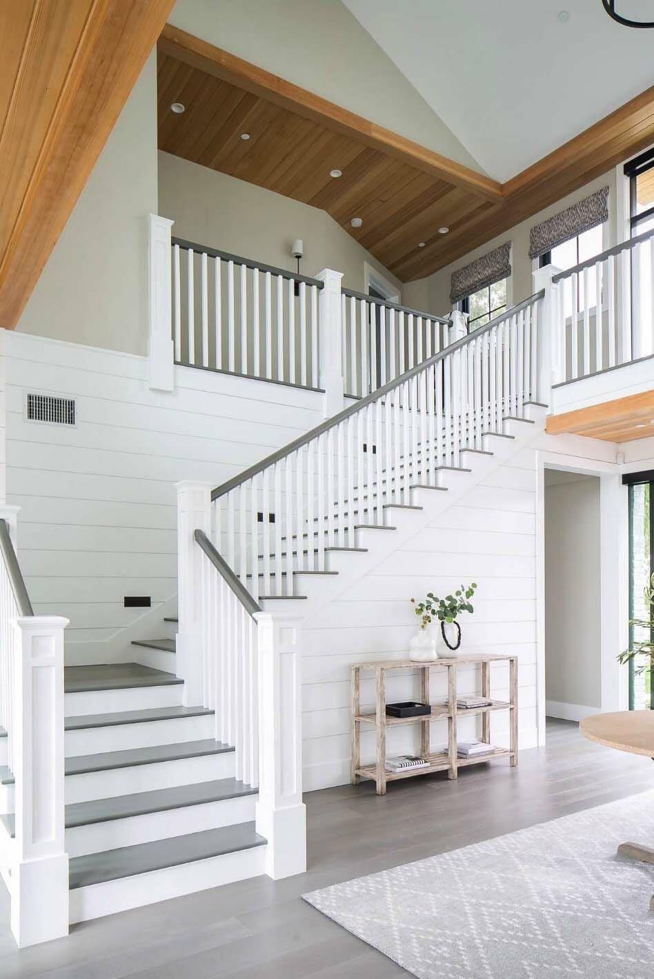 Modernes Bauernhaus Stil mit einer Beachy-Vibe in Newport Beach #modernfarmhousestyle