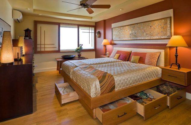 Ideas para aprovechar el espacio en habitaciones peque as - Aprovechar espacio habitacion pequena ...