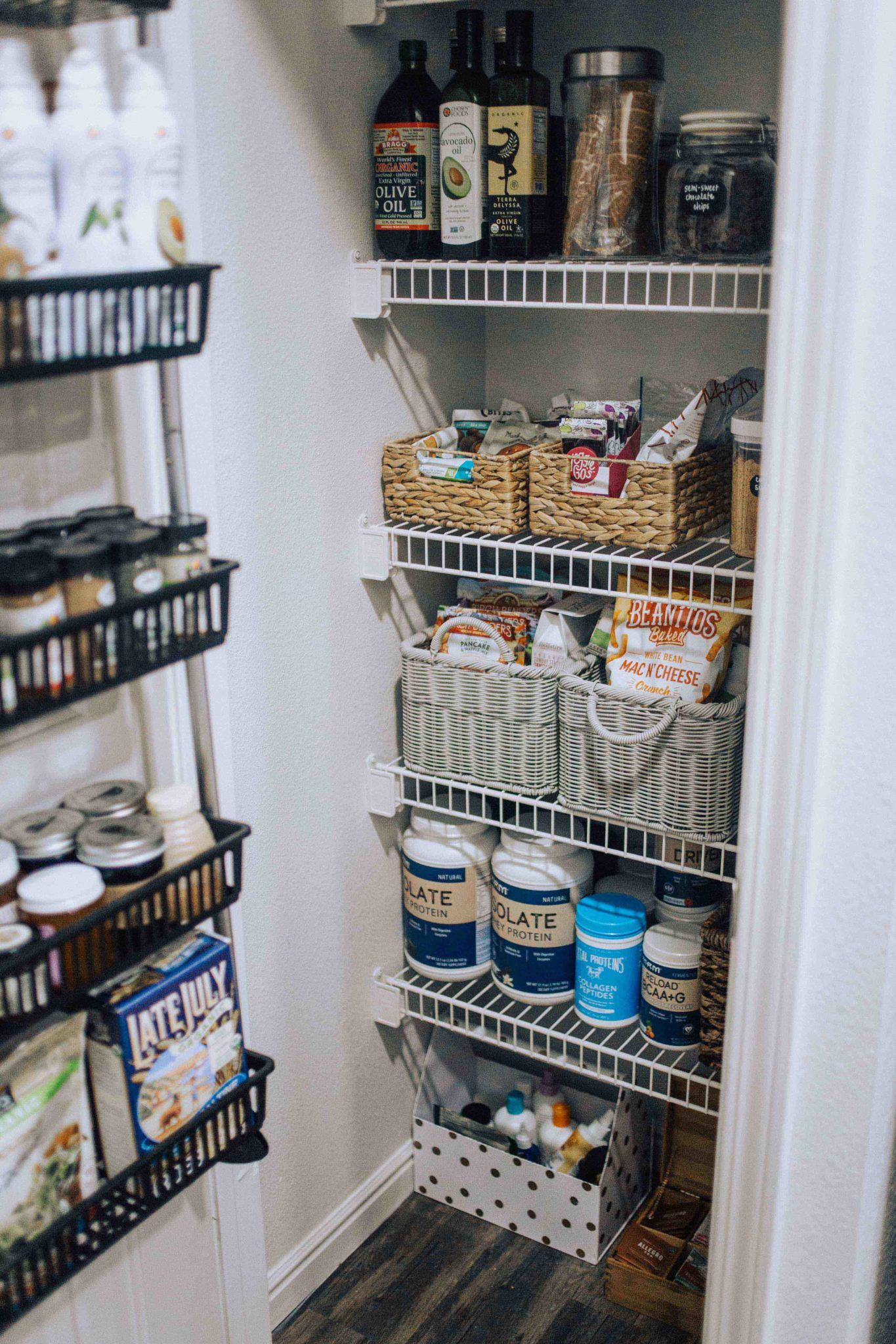 Pantry Organization Gypsy Kait