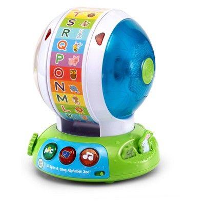 LeapFrog Spin & Sing Alphabet Zoo   Alphabet, Learning ...