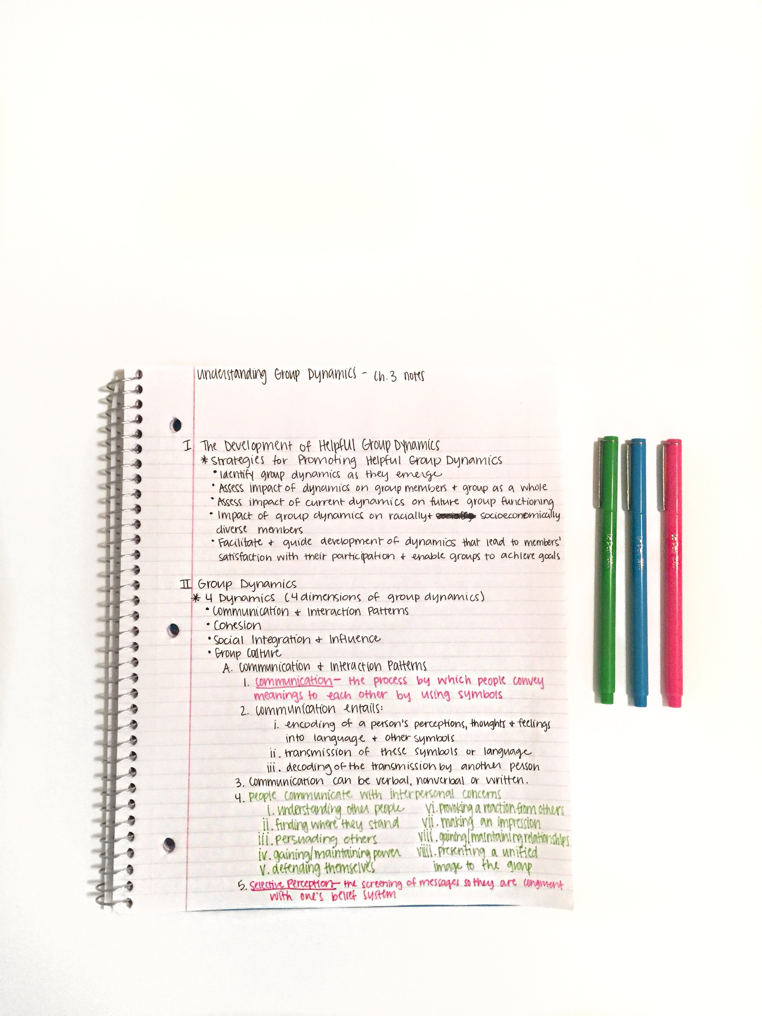 Note Taking Is A Skill That Every College Student Needs