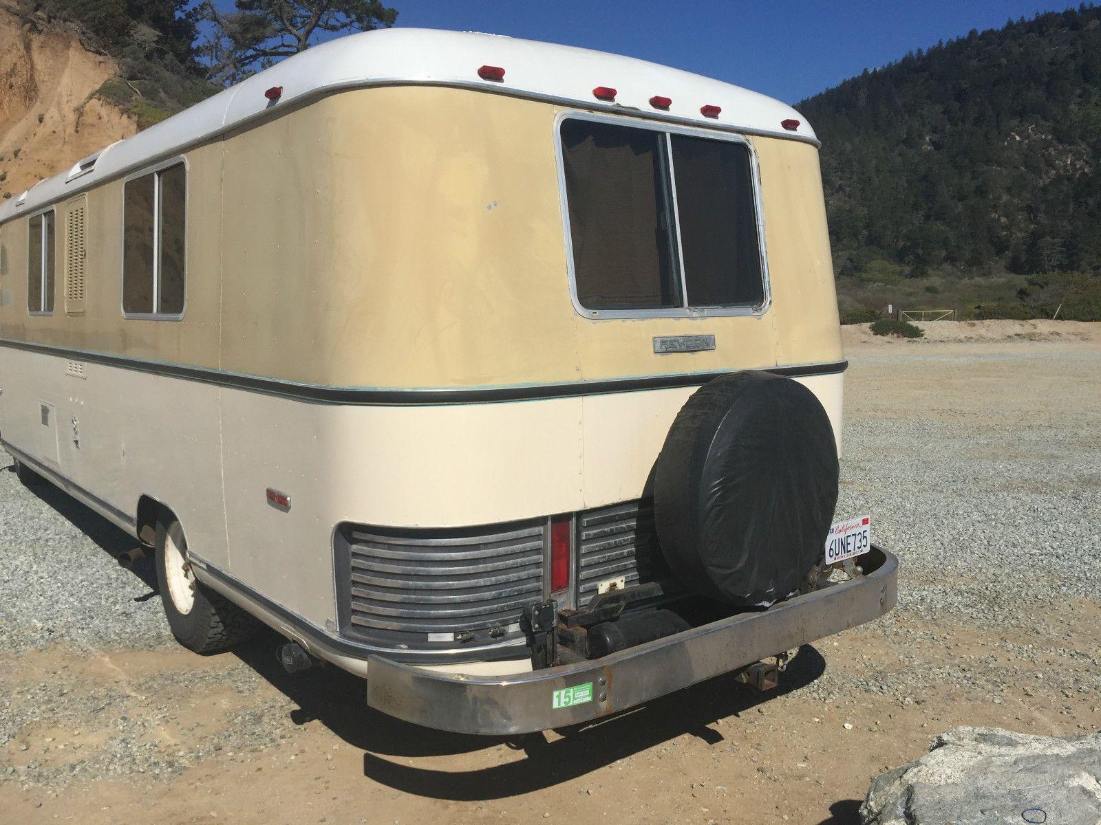 1972 Revcon 250 Motorhome Ebay Motorhome Vintage Camper Recreational Vehicles