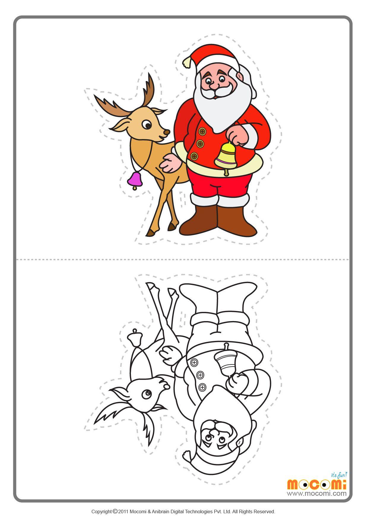 Santa S Reindeer