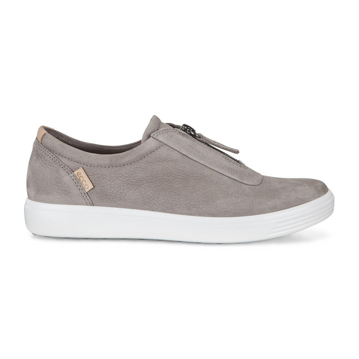 55d84bc8de ECCO Womens Soft 7 Zip | inst stories | Shoes, Women slip on ...