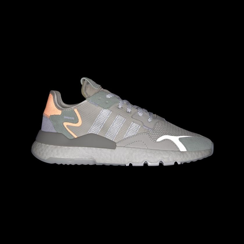 Nite Jogger Shoes Raw White / Grey One
