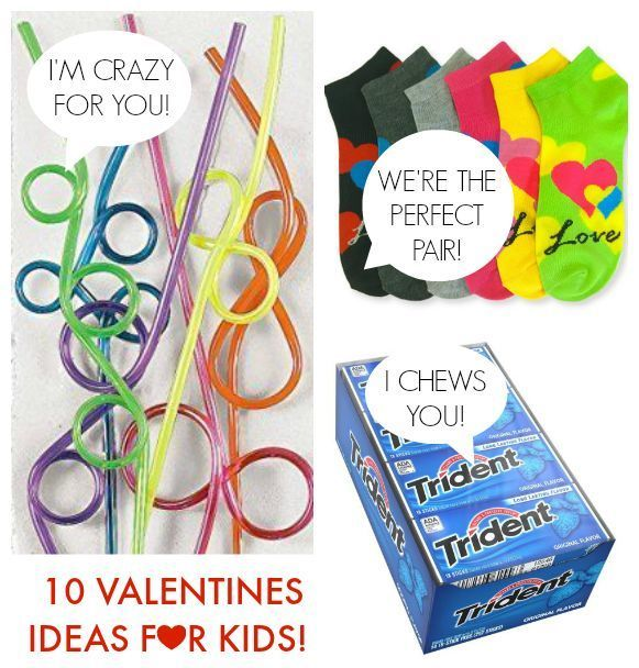 10 Cheesy Awesome Valentine's For Kids