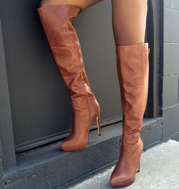 Thigh High Boots Under $50