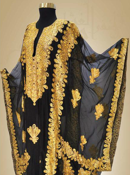 Example Of A Thaw Nashil Or Hashmi 1970 S Photograph By Zeyad El Mutwalli Private Collection Of The Author Arab Fashion Fashion Traditional Outfits