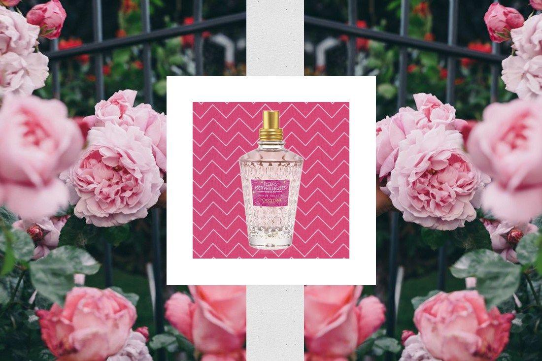 L'Occitane Fleurs Merveilleuses beauty blogger milan
