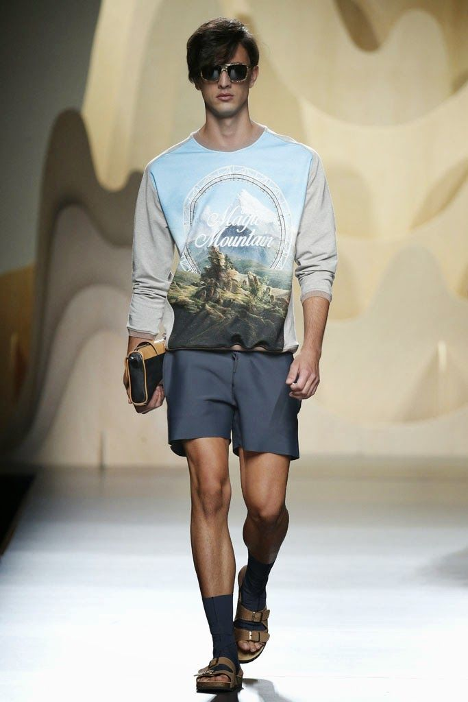 #Menswear #Trends ANA LOCKING Spring Summer 2015 Primavera Verano #Tendencias #Moda Hombre