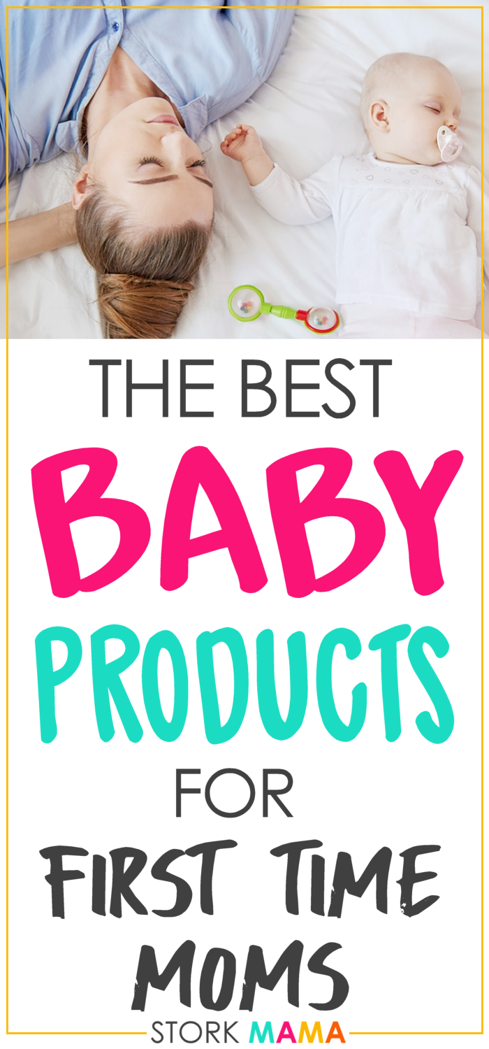 Best Baby Products for First Time Moms | Baby supplies ...