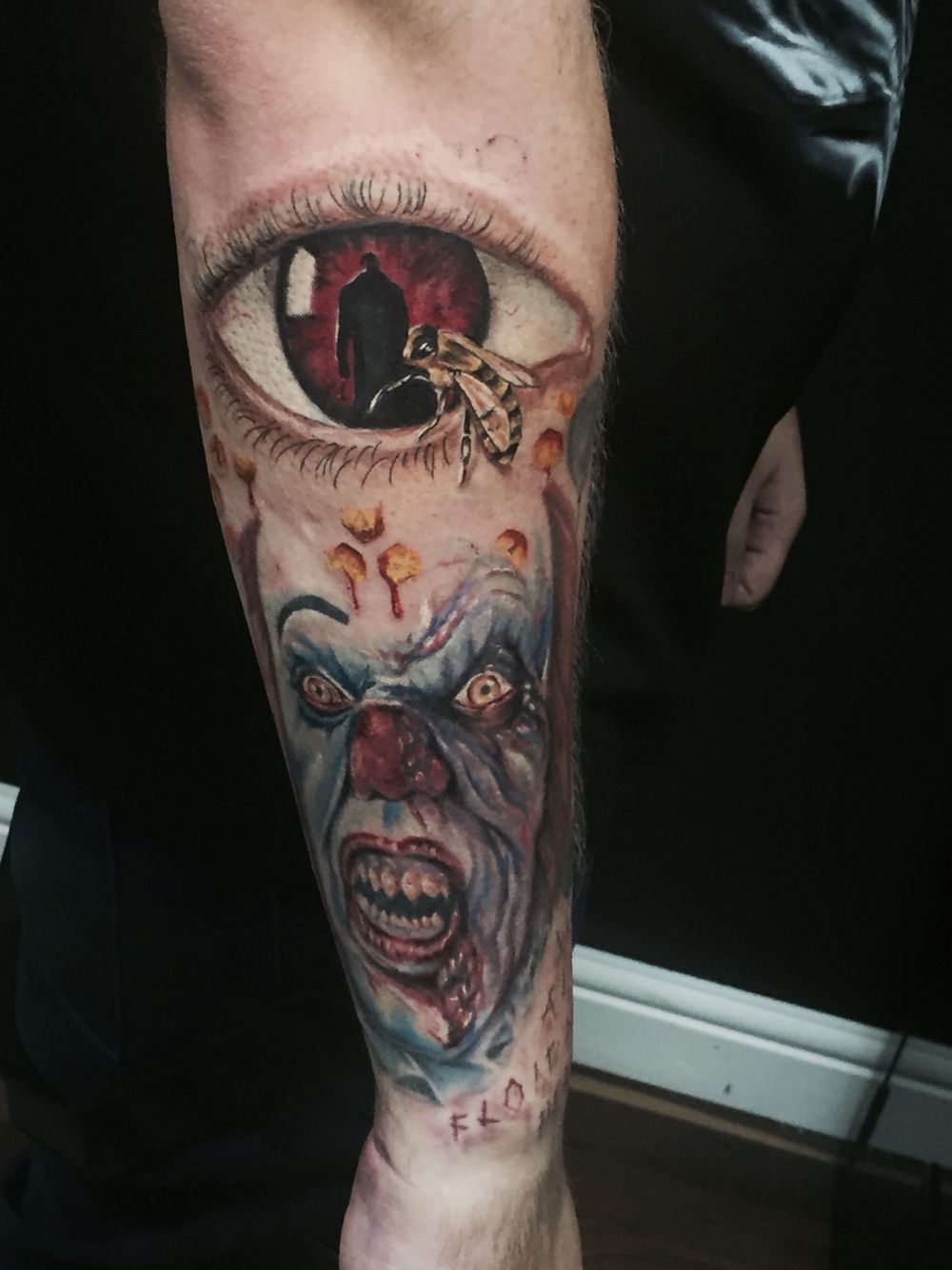 Horror Movie Tattoo Candyman And It Stephen King Stephen King