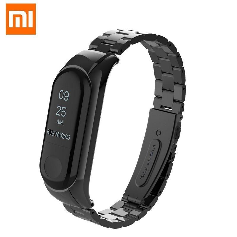 Xiaomi Mi Band 3 Wristband Strap Heart Rate Monitor Bracelet Miband Band Us 12 60 Wristband Band Watch Bands