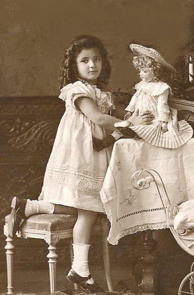 Vintage tiny teen girl
