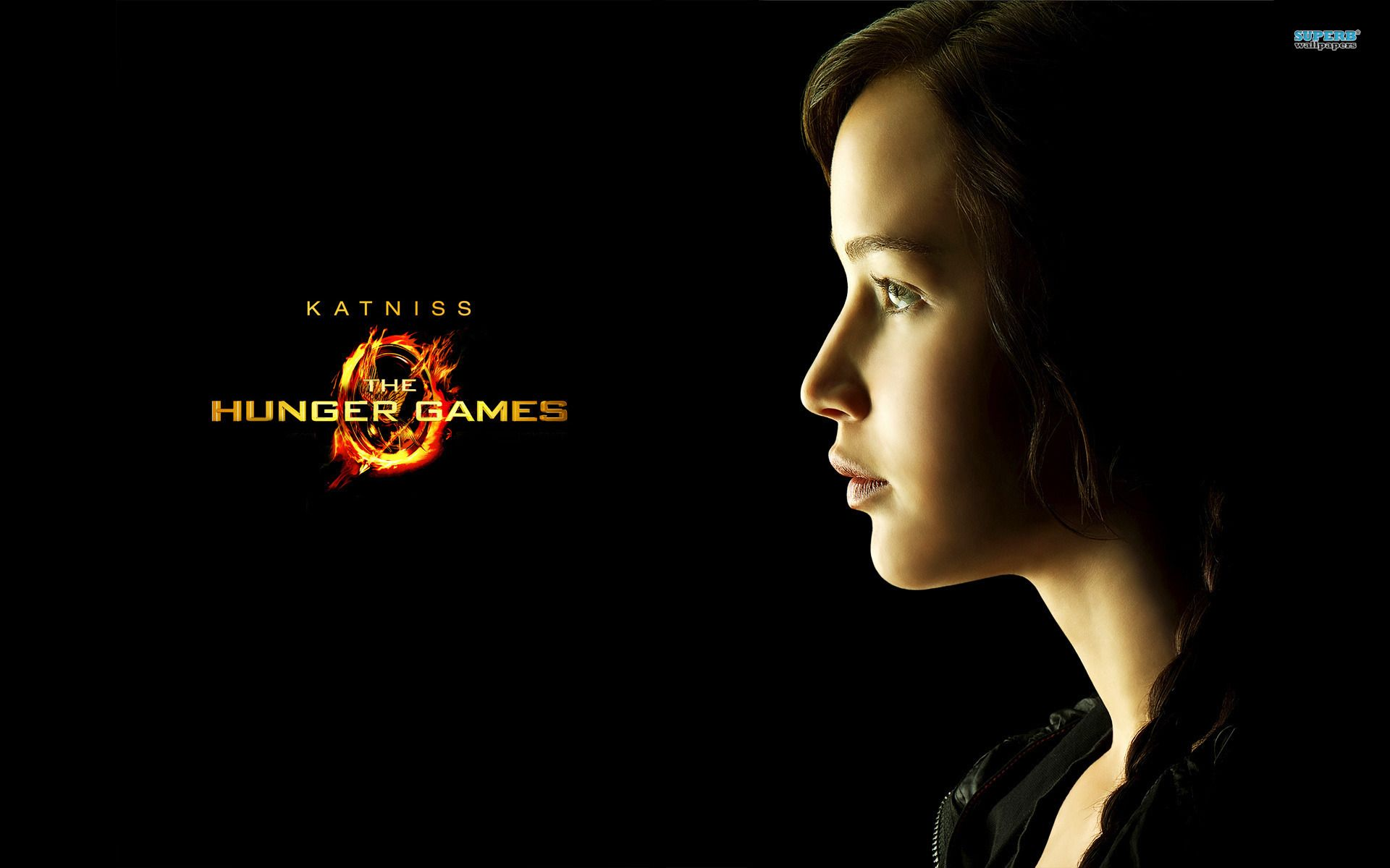 Katniss Everdeen - The Hunger Games | Jennifer Lawrence ...