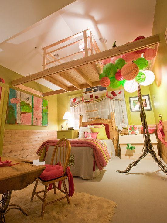 La chambre du0027enfant - idées pour lu0027aménager et la décorer Room - Amenager Une Chambre D Enfant