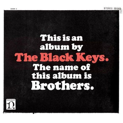 Black Keys—Brothers (2 LP w/Bonus CD)