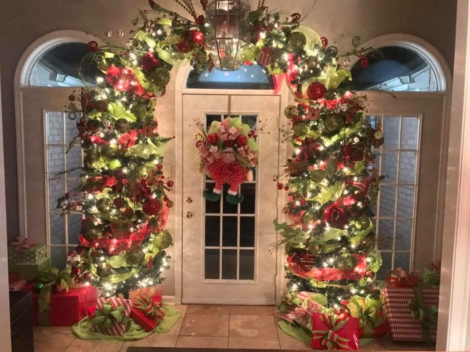 Love my arch tree | Favorite holiday, Christmas holidays ...