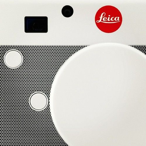 . #JonyIve and #MarcNewson custom designed #Leica for the #Sotheby's #REDauction, 1 of 1, estimate $500-750,000  http://iveseenthat.tumblr.com/