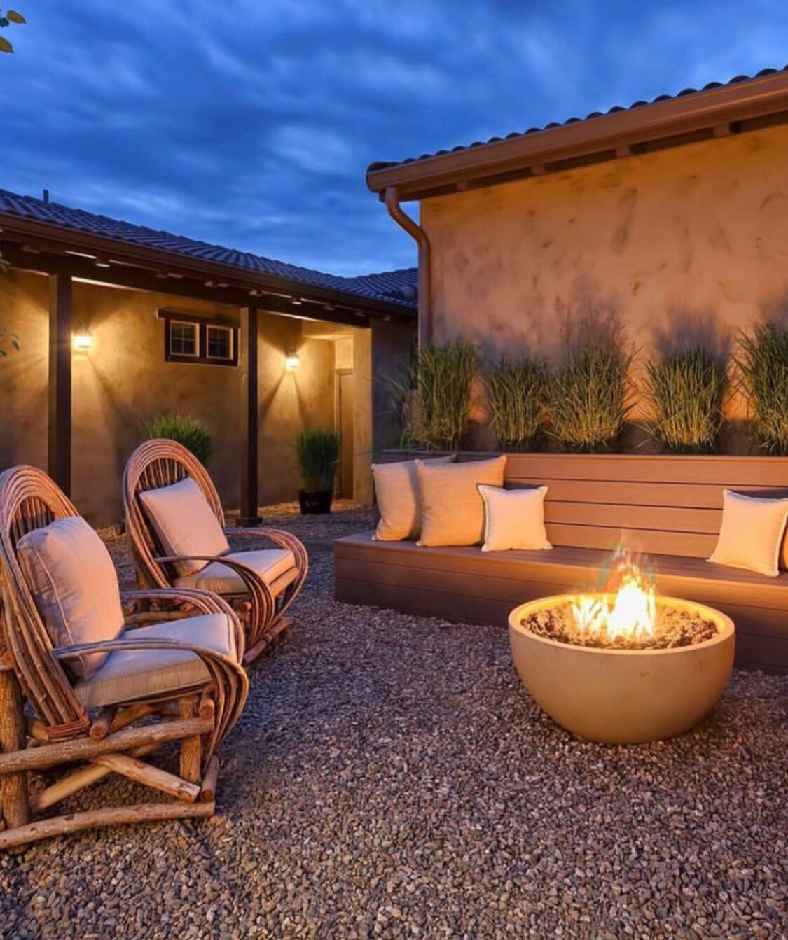 Scottsdale Az backyard. | Backyards that Amaze | Pinterest