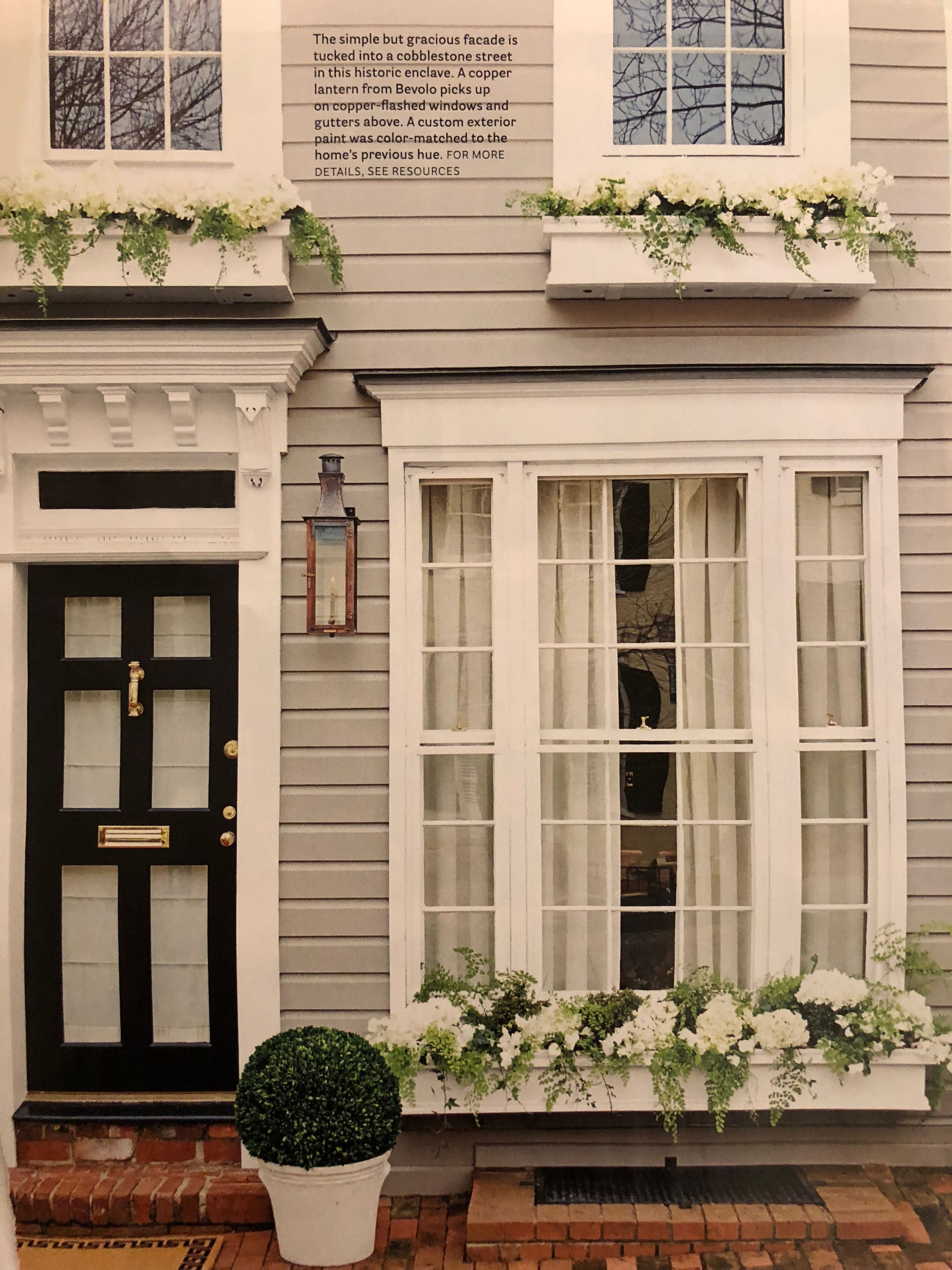 Decoration Facade De Maison Pin By Janie Legault On Home Exterior In 2018 Pinterest