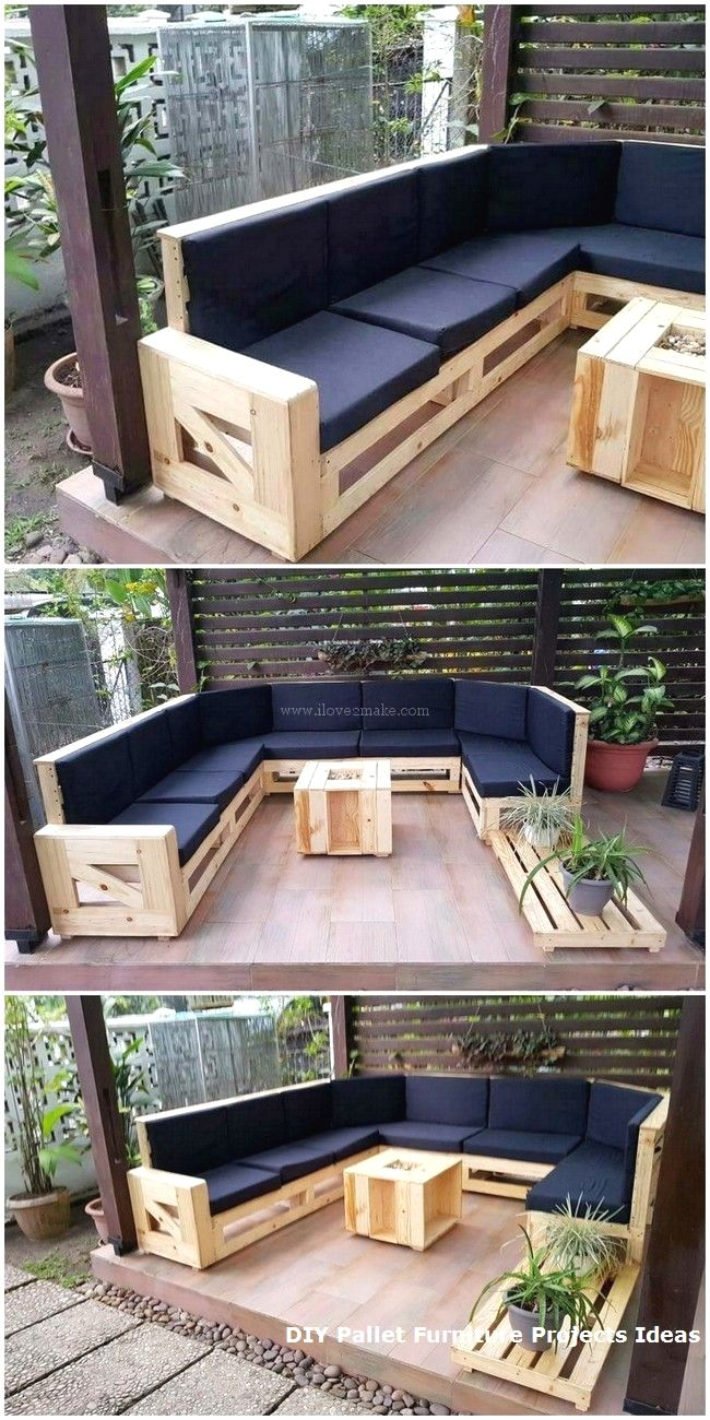 Arredo Giardino In Pallet 15 incredible do it yourself pallet ideas: 1. diy shelves