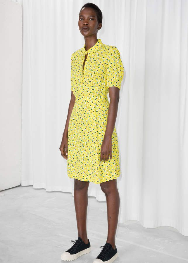 2066005810 And other stories Fit and Flare Dress | Products in 2019 | Dresses ...
