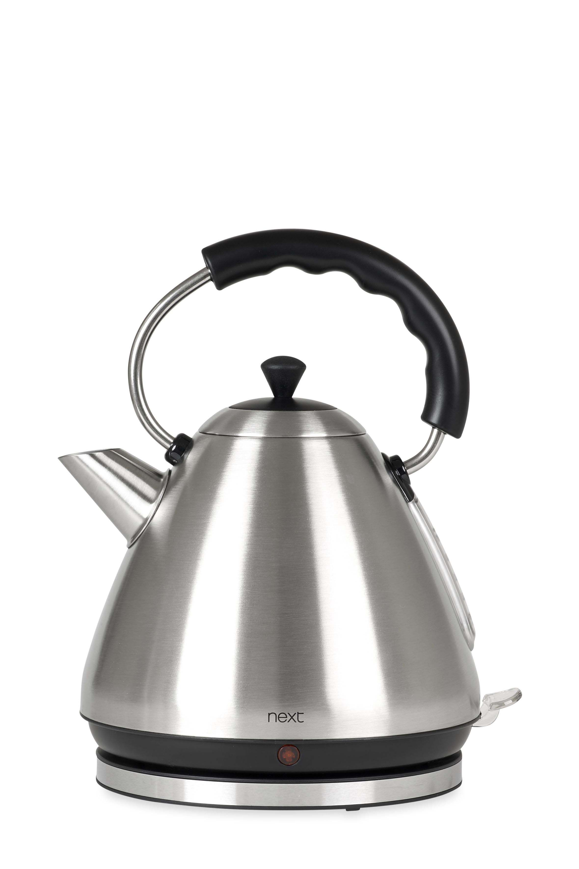 Next Pyramid Kettle Grey In 2019 Products Kettle
