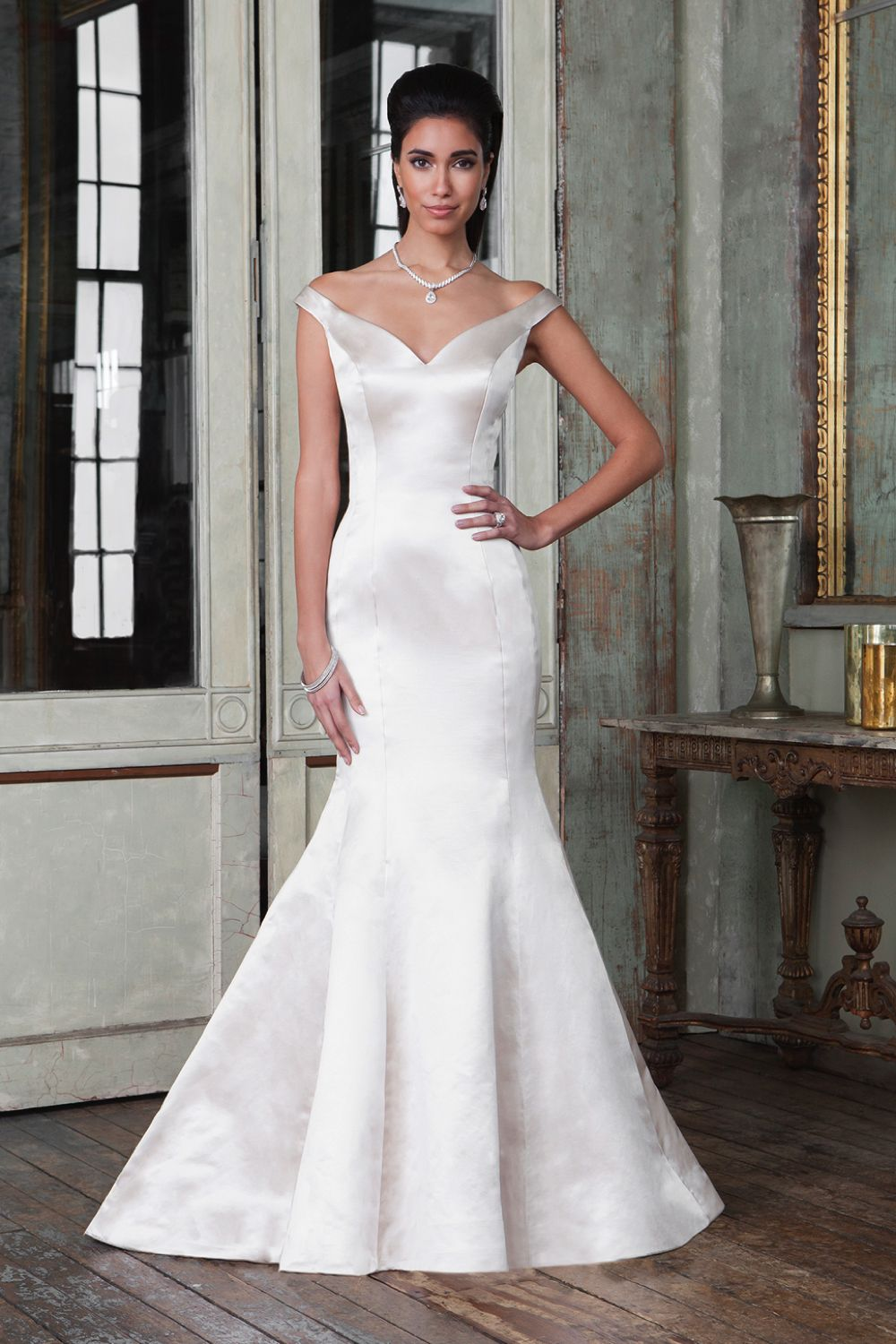 The incredible justin alexander signature wedding dress collection