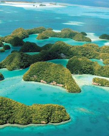 5 Most Incredible Places to Visit in Oceania |Palau Vacation