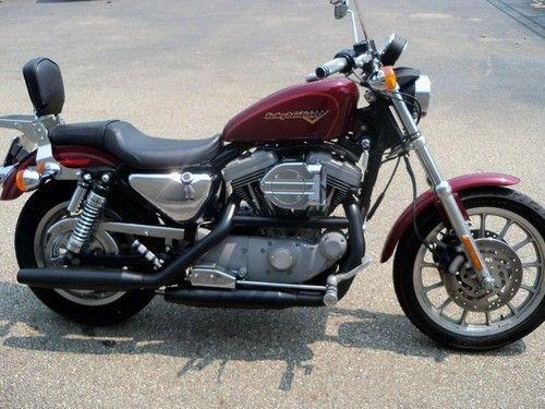 1986-2003 Harley Davidson Sportster Service Repair Manual