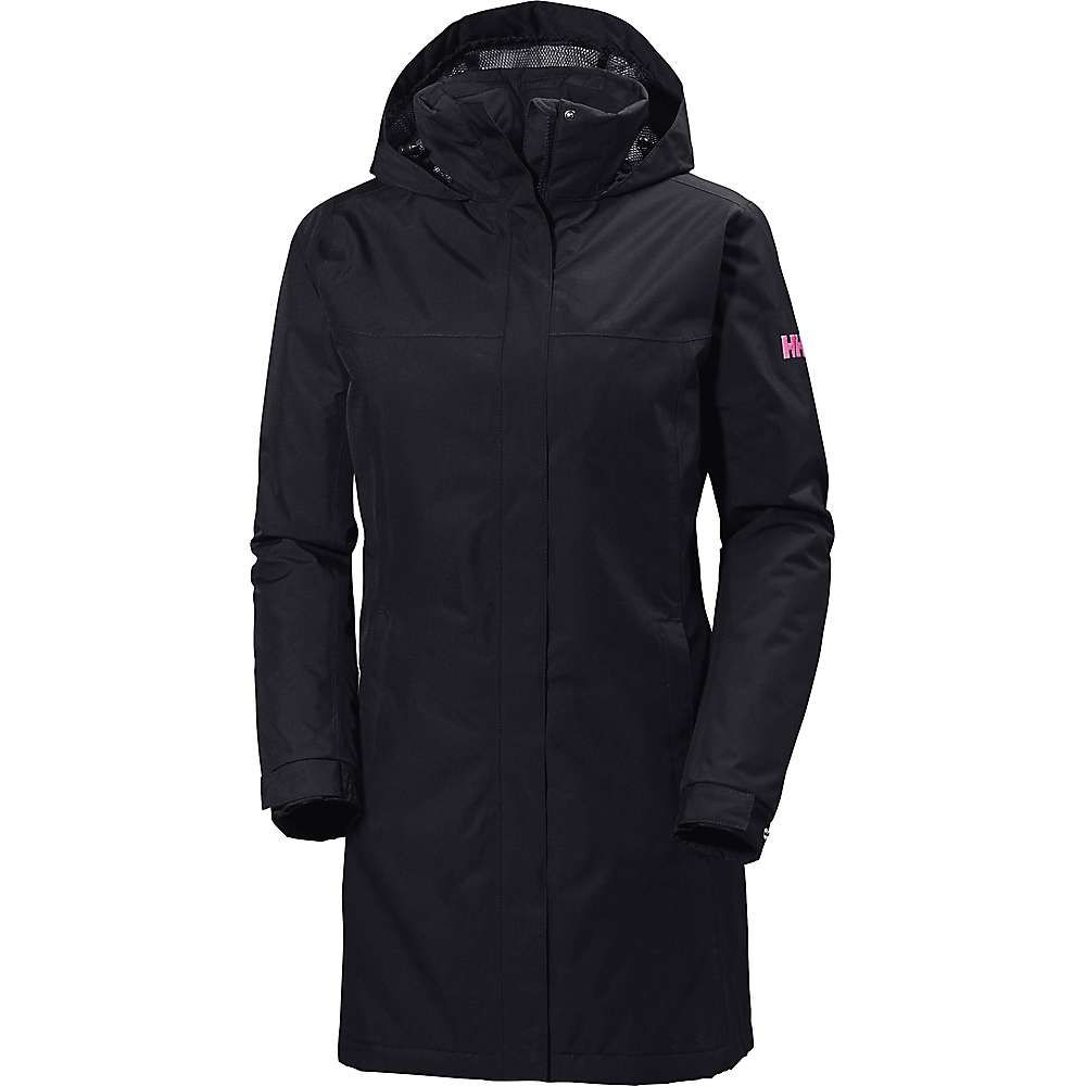 f6fbdc9ae Helly Hansen Women's Aden Long Insulated Jacket | Products | Jackets ...