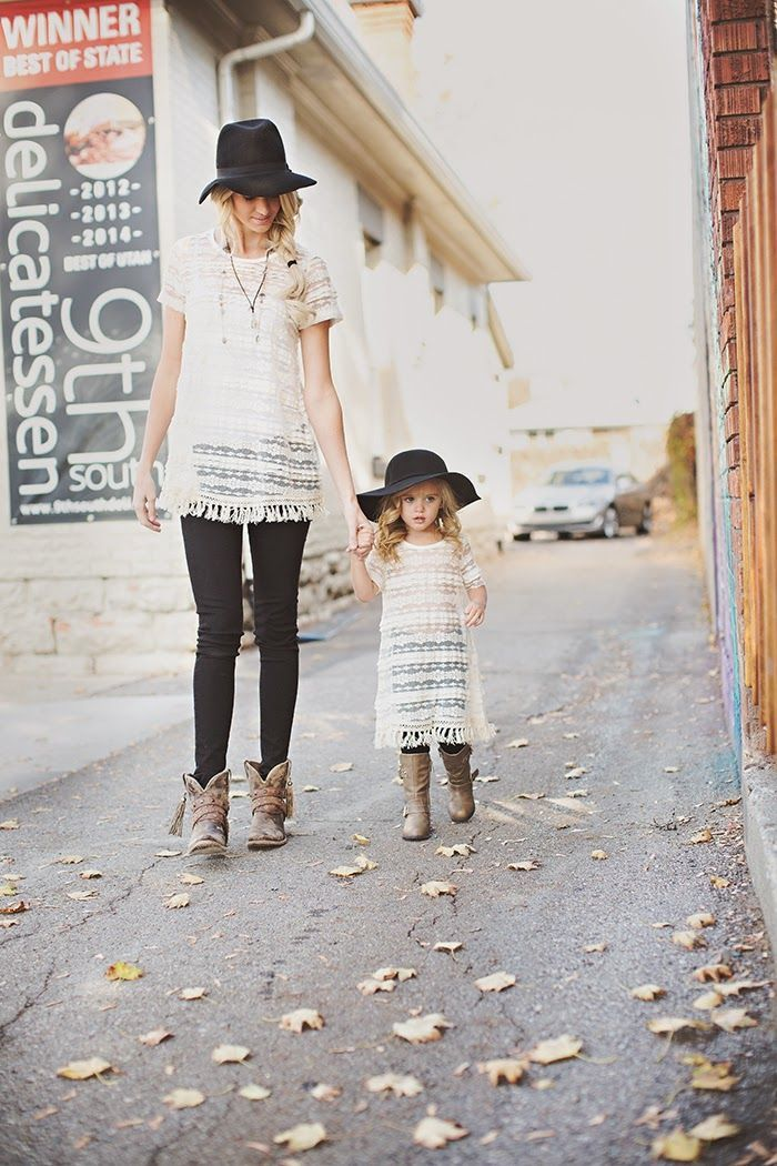 For those of you who didnt know, Mommys Little Sunshine actually started out as just a blog.... Mommy and me outfits